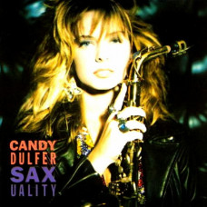 CANDY DULFER - Jazzid (backing track)